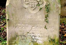 GOWING Jacob 1875