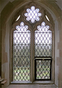 St Mary South Chancel Window